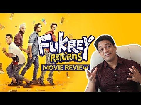 Fukrey Returns | Movie Review | Pulkit Samrat | Varun Sharma | Ali Fazal | Richa Chadha