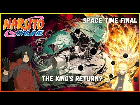 [Dimensão Paralela] Space Time Final | Naruto Online