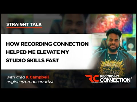 How Recording Connection Helped Me Elevate My Studio Skills Fast
