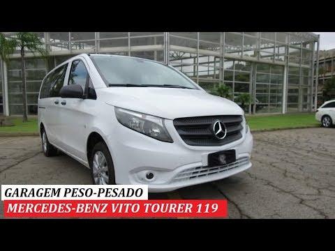 Garagem do Bellote TV (Daily Driver): Mercedes-Benz Vito
