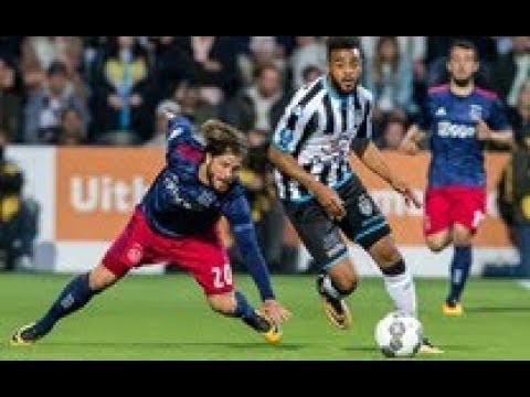 Heracles Almelo 2-1 AFC Ajax (12-08-2017) - HIGHLIGHTS