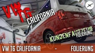Ado X Performance - VW T6 CALIFORNIA   Neues Kleid - Folierung   CarPorn