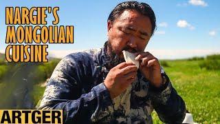 Nargie's Mongolian Cuisine: BYASLAG (Real Mongolian Cheese)