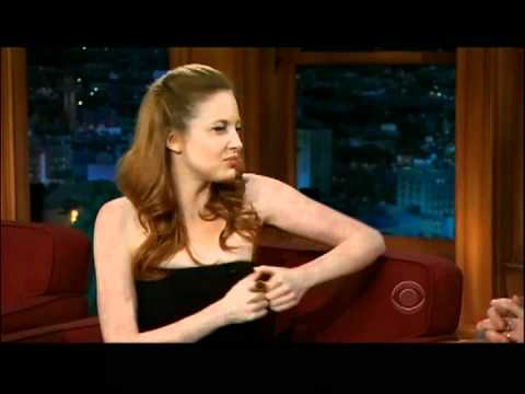 Craig Ferguson 13012E Late Late  Andrea Riseborough