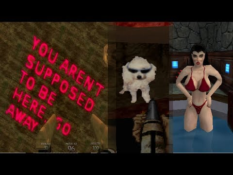 20 Out Of Bounds Secrets In Video Games