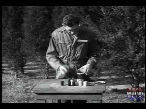 OSS Weapons Film - The Small Firefly - LOOK!