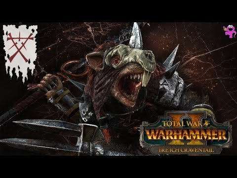 Tretch Craventail vs. Tomb Kings - Total War Warhammer 2 Multiplayer Gameplay