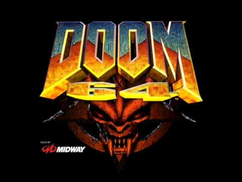 Doom 64 Soundtrack - Map 01 - Staging Area