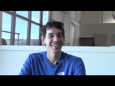 La Sportiva Speed Interview - Alex Honnold