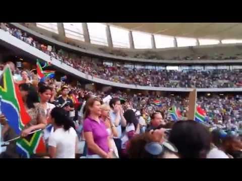 Cape Town Nelson Mandela Madiba Tribute