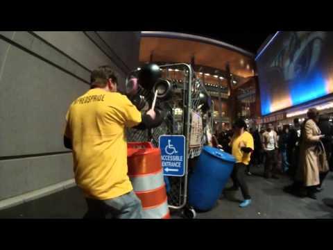 RePercussion Nashville Predators // 3 Person Buckets And Drum Cube