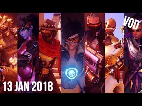 [VOD] 13 Jan 2018 [FR/EN]