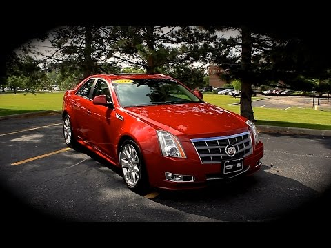 2011 Cadillac CTS Premium AWD 3.6L V6 Start Up, Review, & Brief Test Drive @ CRESTMONT CADILLAC