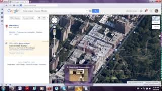 como colocar street view google maps no pc Free HD Video