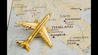 Flat Earth: Air Travel & International Flights