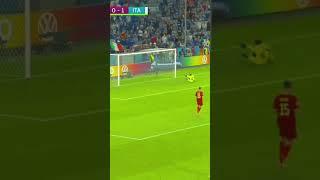 Insigne amazinge goal for Italy football shorts