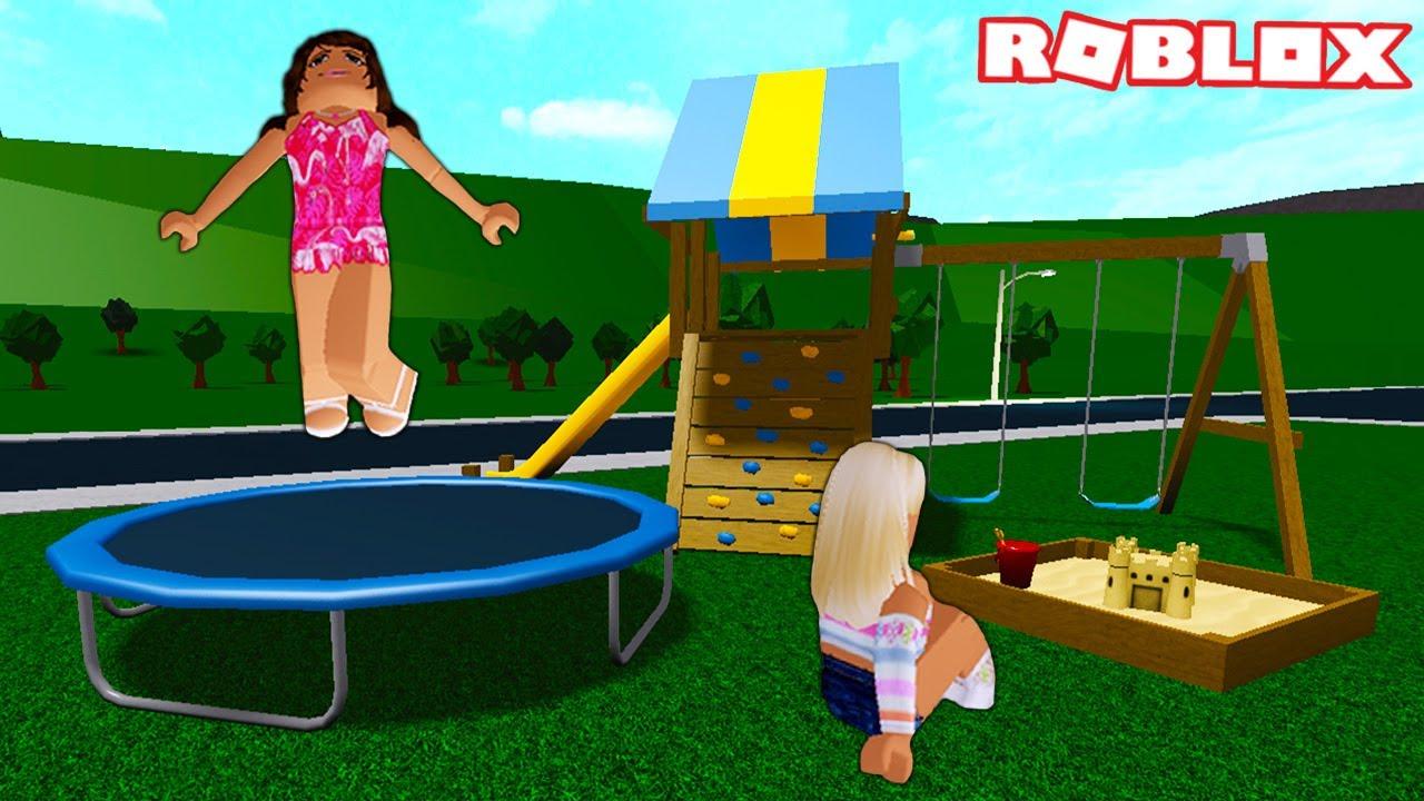 Fun Bloxburg Update Kid S Playground Items And More Roblox