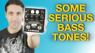 A Versatile Bass Preamp? - SpectraDrive Bass Preamp Review