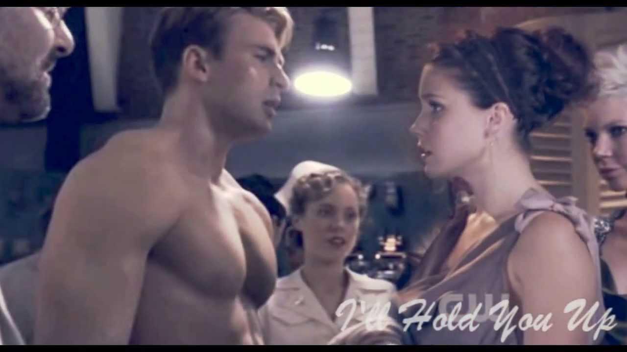 Angel/Steve//Corrine/Bucky - I'll Hold You Up Promo {FanFic} - YouTube