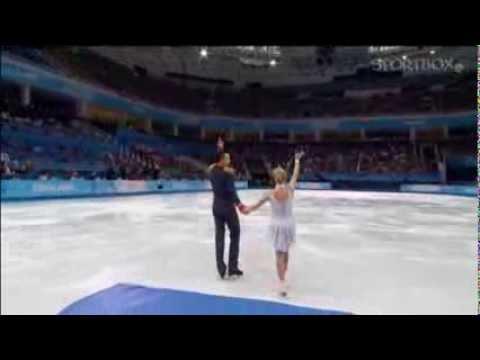 Татьяна Волосожар и Максим Траньков Сочи-2014 XXII Зимние Олимпийские Игры.