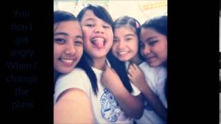 True Friend - Miley Cyrus (Lyrics) With my Bestfriends