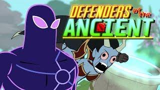 Defenders of the Ancient Trailer (Dota 2 Short Film Contest '17)