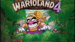 Wario Land 4 music- Hurry Up!