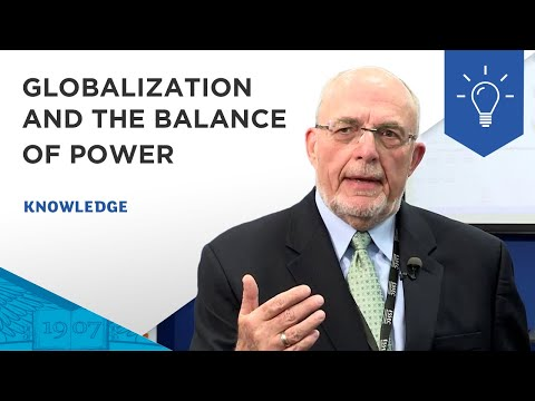 Globalization and the balance of Power - Aharon Klieman, Tel Aviv University