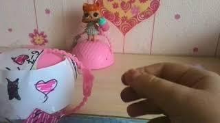 Саморобний кульку з паперу лол