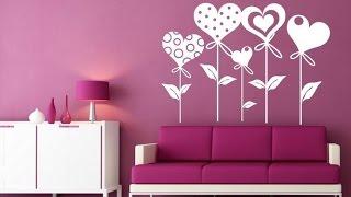 Gambar cover Vinilos decorativos - Ideas para decorar con adhesivos de pared