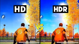 KNIVES OUT : HD vs HDR GRAPHICS COMPARISON (Android) HD