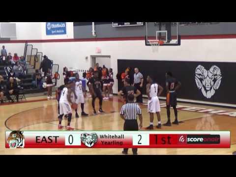 Boys High School Hoops - Columbus East vs Whitehall - Yearling