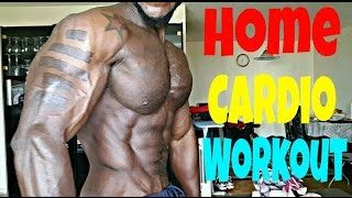 Crazy Home Cardio Workout