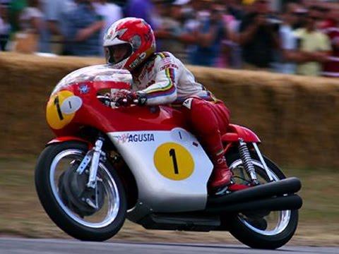 AGOSTINI, pilote moto GP de légende
