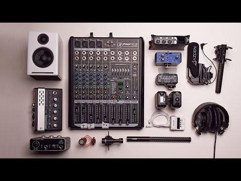 Favorite Audio Gear (2018 Edition)