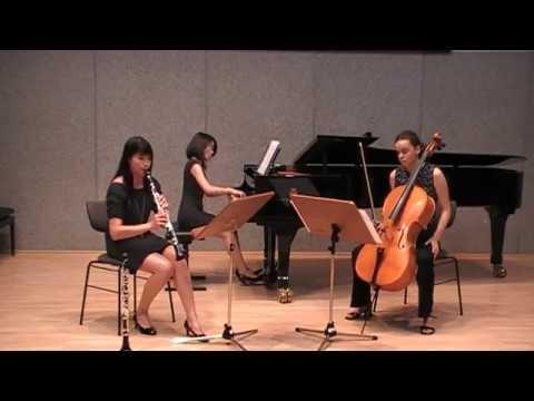 Paul Juon: Trio Miniatures