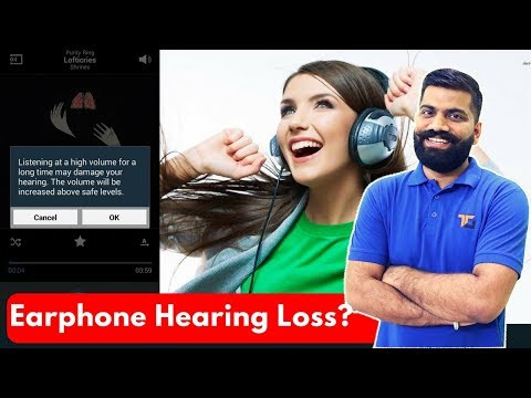 Hearing Loss from Headphones? Loud Volume Problems in Hearing? NIHL?