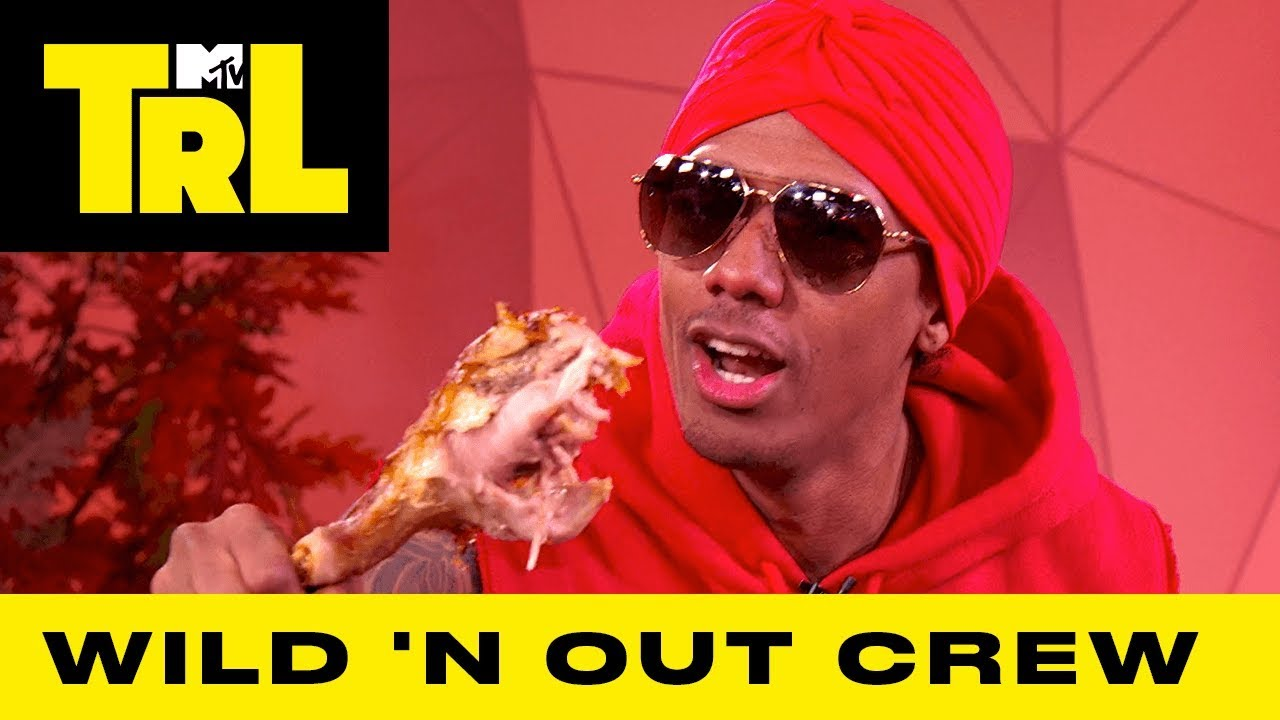Nick Cannon Justina Valentine Amp Chico Bean Of Wild N Out