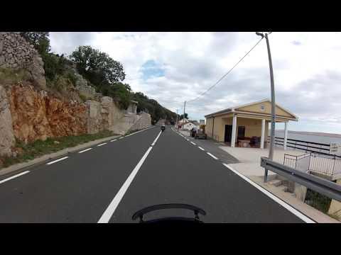 Croatia - D8 coastal road
