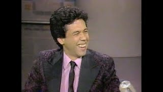 Gilbert Gottfried Collection on Letterman, 1985-90, + Late Show Jokes, 2012-13