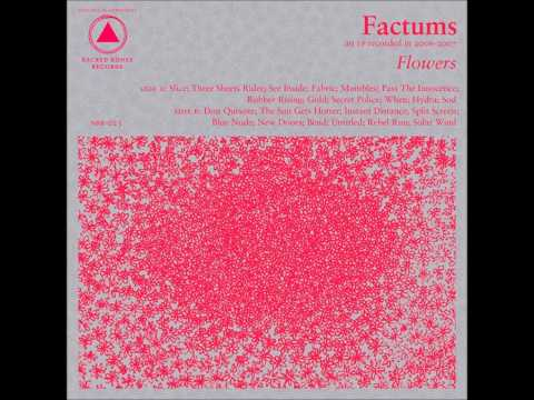 Factums - Flowers [Full Album]