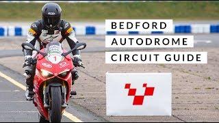 Bedford Autodrome Circuit Guide with California Superbike School