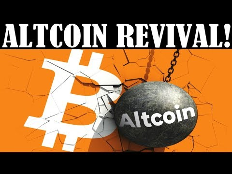 🚀ALTCOIN REVIVAL! - $400k BITCOIN REALISTIC: HERE'S WHY! - RIPPLE BACKED WALLET TO SERVE JPMORGAN!