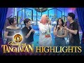 Tawag ng Tanghalan: Vice complains about his It's Showtime family's vacation plans