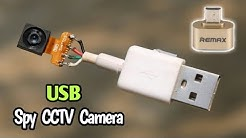 How to make Spy CCTV Camera at Home - with old phone camera