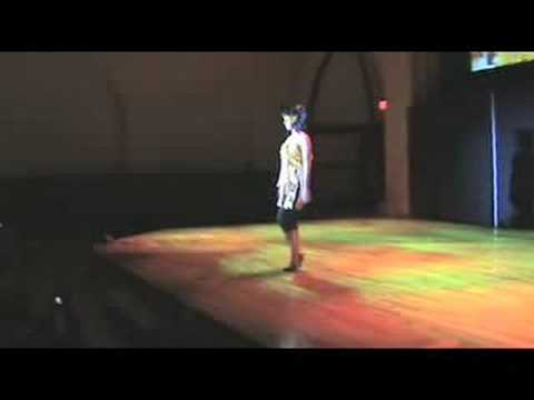 ISSI International Fashion Show 2008 - Part 6 - Arab World
