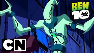 Ben 10: Omniverse - And Then There Were None (Preview) Clip 1