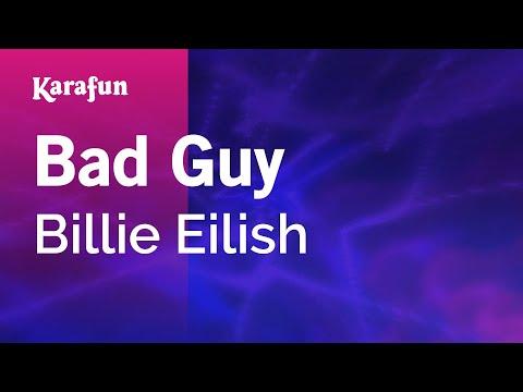Karaoke Bad Guy - Billie Eilish *