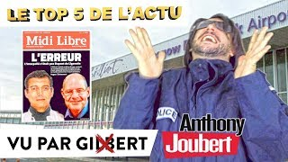 TOP 5 DE L'ACTU EN CHANSONS