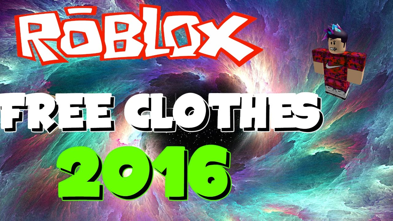 Roblox How To Get Free Clothes 2017 Updated Version - free clothes roblox 2017